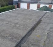 Oorspronkelijke staat van het dak